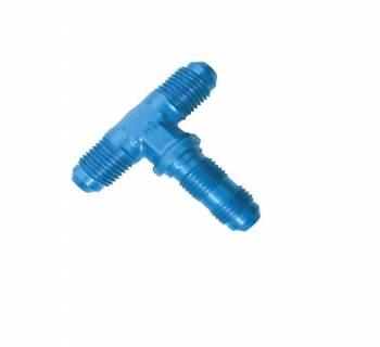 Aeroquip - Aeroquip Aluminum -06 Bulkhead Tee Adapter