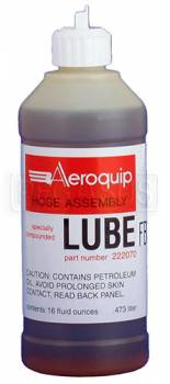 Aeroquip - Aeroquip Hose Assembly Lube - One Pint