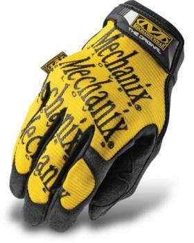 Mechanix Wear - Mechanix Wear Original Gloves - Yellow - Medium