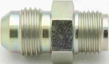 "Aeroquip - Aeroquip Steel -06 AN to 5/8""-18 Inverted AN High Pressure Adapter Fitting"