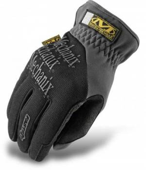 Mechanix Wear - Mechanix Wear Fast Fit Gloves - Black - X-Large