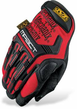 Mechanix Wear - Mechanix Wear M-Pact® Gloves - Red - Medium