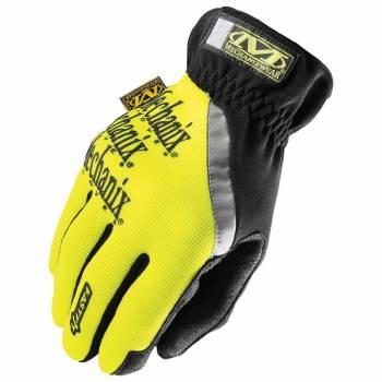Mechanix Wear - Mechanix Wear Fast Fit Gloves - Yellow - X-Large