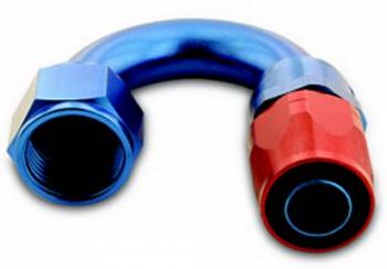 A-1 Performance Plumbing - A-1 Performance Plumbing 200 Series -08 AN 180° Swivel Hose End