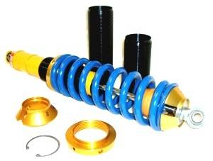 "A-1 Racing Products - A-1 Racing Products Aluminum Coil-Over Kit - 7"" Sleeve - Fits Koni 30-1300 Series Shock"