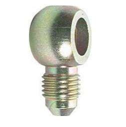 "A-1 Performance Plumbing - A-1 Performance Plumbing 7/16"" to -04 AN Steel Banjo Adapter"
