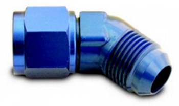 A-1 Performance Plumbing - A-1 Performance Plumbing -10 AN 45° Female to Male Swivel Coupler
