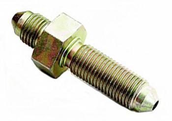 A-1 Performance Plumbing - A-1 Performance Plumbing -03 AN Flare Steel Bulkhead Union Adapter