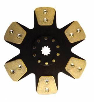 """Ace Racing Clutches - Ace Racing 10.5"""" Clutch Disc - Metallic 1-1/8"""" x 10 Spline"""