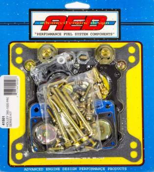 AED Performance - AED Pro Series Carburetor Kit - For 390-950 CFM Holley 4150 Series Carburetors