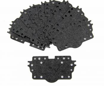 AED Performance - AED Holley Carb Metering Block Gaskets - 10 Pack - (Holley 108-27)