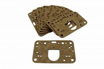 AED Performance - AED Holley Carb Metering Block Gaskets - 10 Pack - (Holley 108-29)