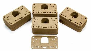 AED Performance - AED Holley Carb Metering Block Gaskets - 100 Pack - (Holley 108-29)