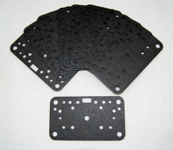 AED Performance - AED Holley Carb Metering Block Gaskets - 10 Pack - (Holley 108-30)
