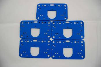 AED Performance - AED Reusable Metering Block Gaskets For Holley Carbs - (5829) - 5-Pack