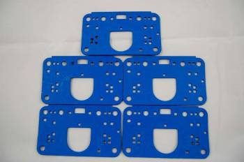 AED Performance - AED Reusable Metering Block Gaskets For Holley Carbs - (5836)