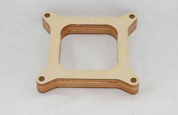 "AED Performance - AED 1"" Birchwood Carburetor Spacer - Standard Holley"