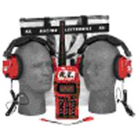 Racing Electronics RE3000 Deluxe Scanner Combo SPEC-RE3000