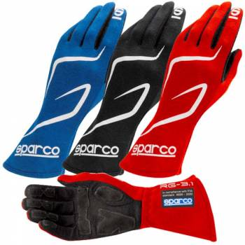Sparco Land RG-3.1 Auto Racing Gloves 001308AZ