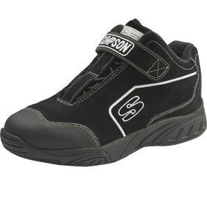 Simpson Pit Box Crew Shoe - Black