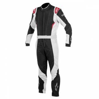 Alpinestars GP Pro Suit - Black/Steel Gray/Red 3352116-1103