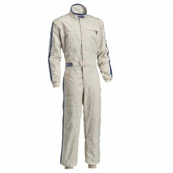 Sparco Vintage Classic Suit - Ecru 001103EC