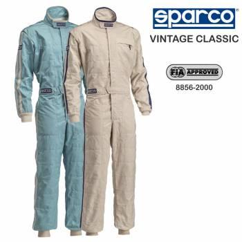 Sparco Vintage Classic Suits 001103