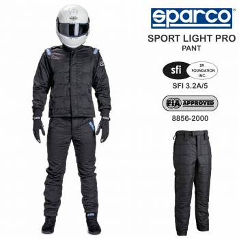 Sparco Sport Light Pro Pants 001050XP