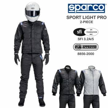 Sparco Sport Light Pro 2-Piece Suit 001050XJXP