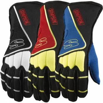 Simpson DNA Auto Racing Gloves DG