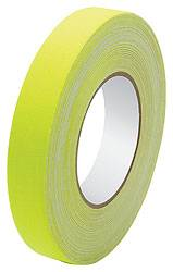 "Allstar Performance - Allstar Performance Gaffer's Tape 1"" x 150 - Fluorescent Yellow"