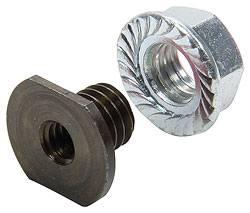 """Allstar Performance - Allstar Performance Steel Threaded Nut Insert - 1/4""""-20"""