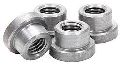 "Allstar Performance - Allstar Performance Weld-On Nut 1/2""-13 x 3/8"" UHL - 25 Pack"