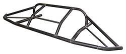 Allstar Performance - Allstar Performance Dirt Late Model Chrome Moly Bumper - 2014 Rocket