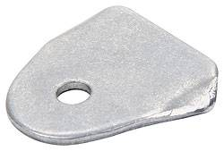 "Allstar Performance - Allstar Performance .085"" Body Brace Tabs - 1/4"" Hole - 25 Pack"