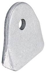 "Allstar Performance - Allstar Performance 1/8"" Body Brace Tabs - 1/4"" Hole  - 25 Pack"