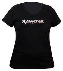 Allstar Performance - Allstar Performance T-Shirt Ladies Black V-Neck XX-Large