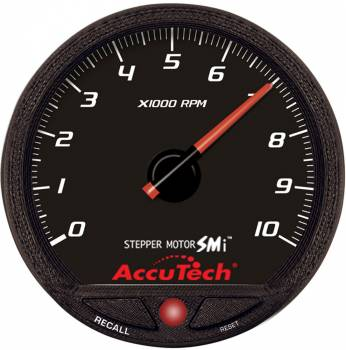Longacre Racing Products - Longacre SMI Tach Warning LT and LED BKLT 4-1/2in