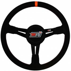 "MPI - MPI 14"" LW Aluminum Wheel - Suede Grip - 3-1/2"" Dished"