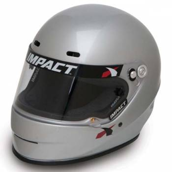 Impact - Impact 1320 Helmet - Medium - White