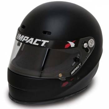 Impact - Impact 1320 Helmet - X-Large - Flat Black