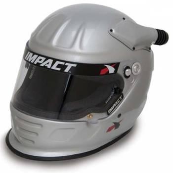 Impact - Impact Air Draft OS20 Helmet  X- - Large - Flat Black
