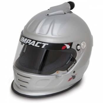 Impact - Impact Air Draft Top Air Helmet - Medium - Flat Black