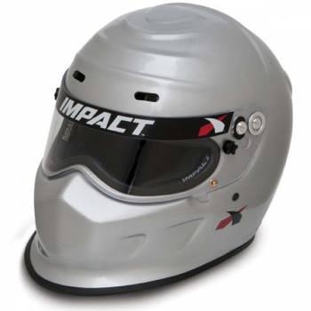Impact - Impact Champ Helmet - Medium - Silver