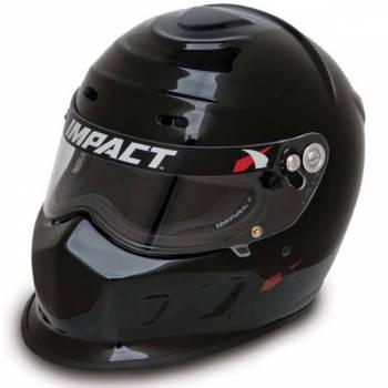 Impact - Impact Champ Helmet - Small - Black