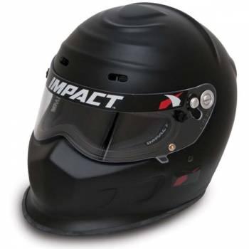 Impact - Impact Champ Helmet - X-Large - Flat Black