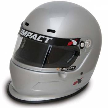 Impact - Impact Charger Helmet - Large - Silver
