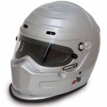 Impact - Impact Mini-Champ Helmet - Flat Black