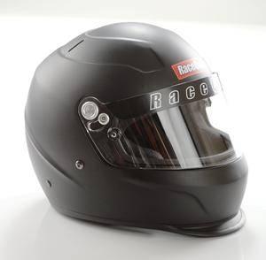 RaceQuip - RaceQuip PRO15 Helmet - Flat Black - Medium
