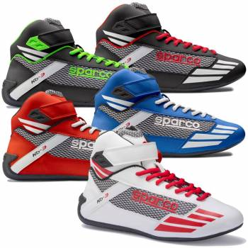 Sparco Mercury KB-3 Karting Shoes 001226